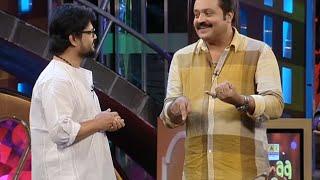 CINEMAA CHIRIMAA Suresh Gopi & Nadirsha  Episode 56 (full) 11th September