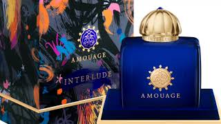 The BEST PERFUMES for women from AMOUAGE!!!
