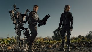Edge of tomorrow - Trailer (DK)