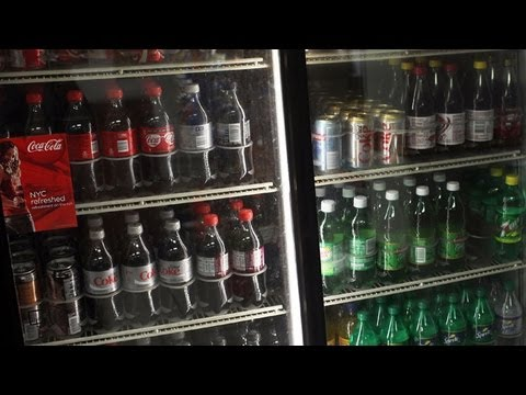 Mayor Bloomberg's Ban on Big Sugary Drinks/Sodas Could Happen by March 2013