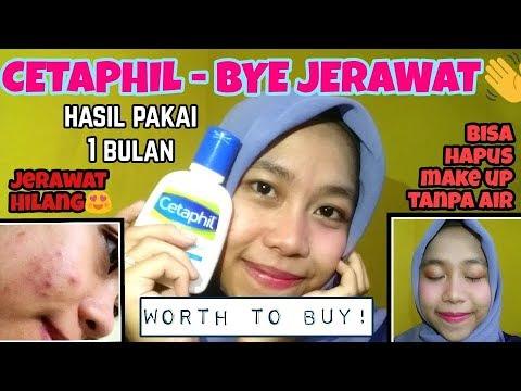 Review Cetaphil Gentle Skin Cleanser Cara Menghilangkan Jerawat Bruntusan By Khairunnisa Adlina Youtube