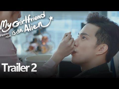my-girlfriend-is-an-alien-trailer-2-|-外星女生柴小七-|-wetv-【indo-sub】