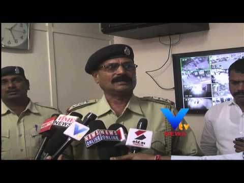 C.U Shah College Girl Students of molestation controversy-vtv