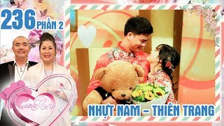 The bride admits that she can't live without her husband|Nhut Nam - Thien Trang | VCS #236