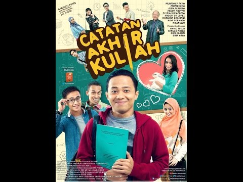 CATATAN AKHIR KULIAH Official Trailer