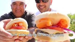 habanero burger taste test
