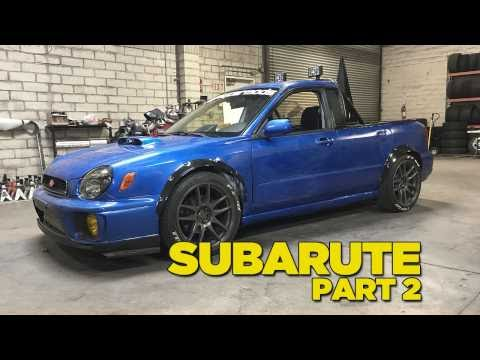 Thumbnail: Subarute - Part 2 [Roadkill, Behind the Scenes, Interviews & What's happening next..]