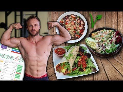 Full Day Of Eating! Vegan Recipes & Nutrient Breakdown (DETAILED)