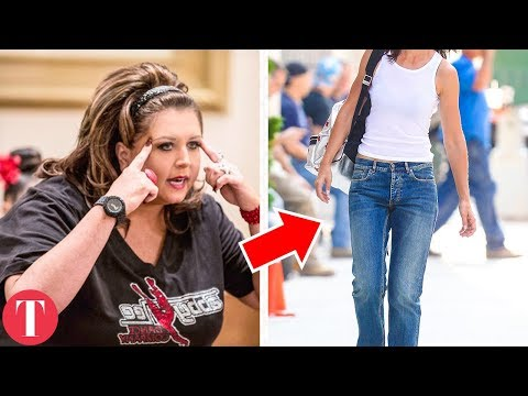 30 Celebs Whose Weight Loss Left Them Unrecognizable - COMPILATION