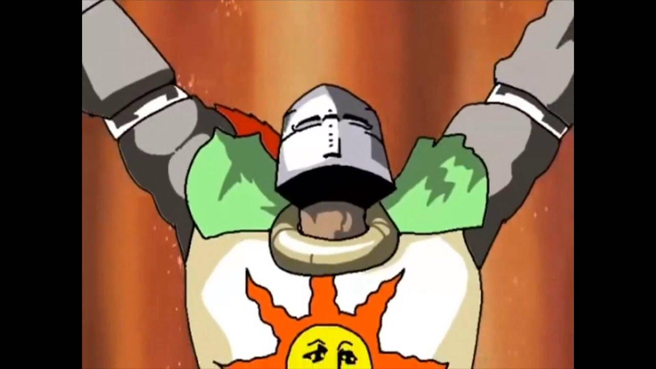 Dark Souls Animated Wallpaper Dark Souls X Evangelion Mad 手描きmadダークソウル世紀ニートゲリオン Youtube