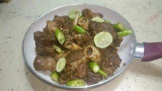 Peshawari namkeen gosht   Delicious