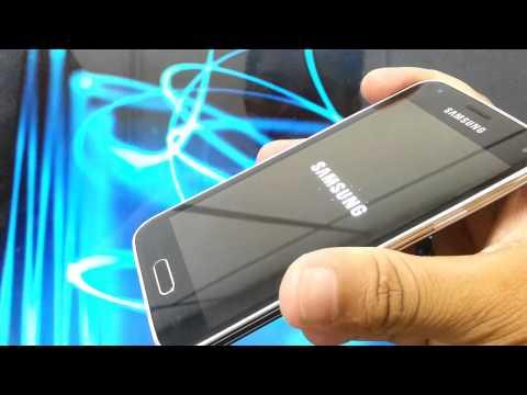 Hard Reset - Resete Total - Desbloquear Samsung Galaxy S5 Mini