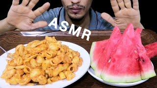 ASMR: Tomato Macaroons + Water…