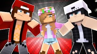 RAVEN AND JAY FIGHT OVER ME?! Minecraft New Love w/LittleKelly (Custom Roleplay)