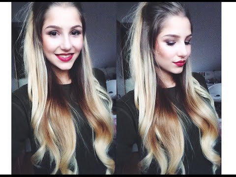 Golden Autumn // hair & make-up look by CXC