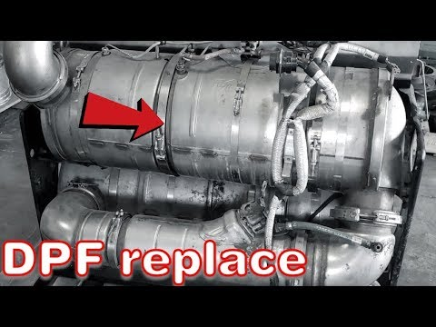 How to Diagnose and Replace DPF on Cummins