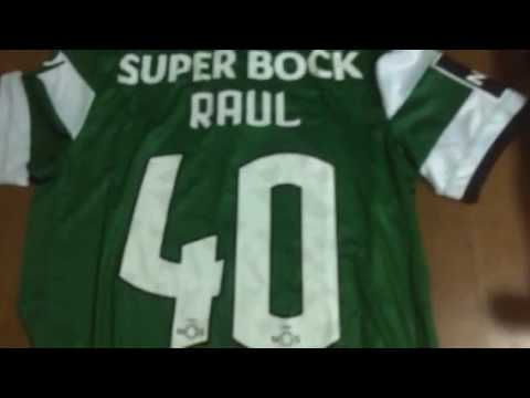 Bestcheapsoccer.com 16-17  Sporting CP Home Jersey Unboxing Review