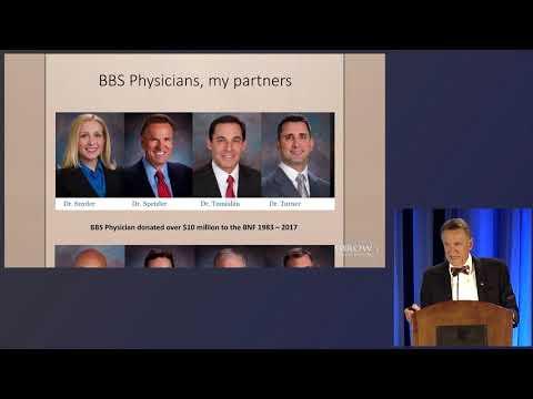 Dr. Robert Spetzler's Retirement Gala: Dr. Robert Spetzler's Presentation