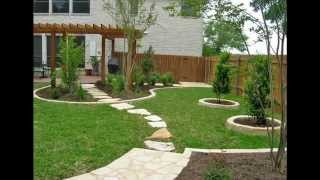 Gambar cover Backyard landscaping design ideas pictures