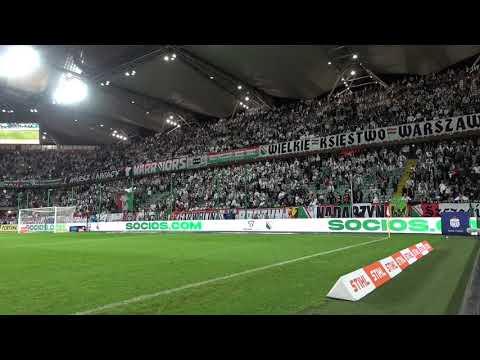 Legia Warszawa to nasza duma i sława!