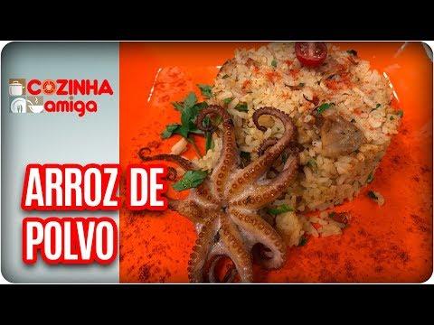 Arroz De Polvo - Raquel Novais | Cozinha Amiga (12/03/18)
