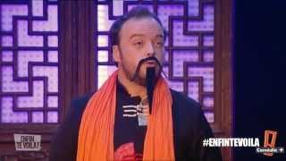 Alban Ivanov est un moine Shaolin - Enfin Te Voilà ! - 24.04.14