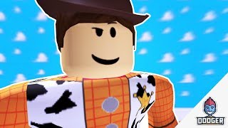 Toy Story 4 but in ROBLOX