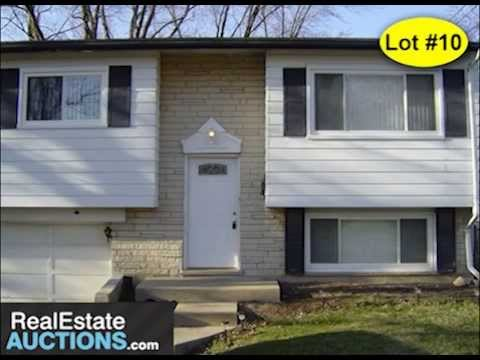 Chicago-area Multi-property Auction!