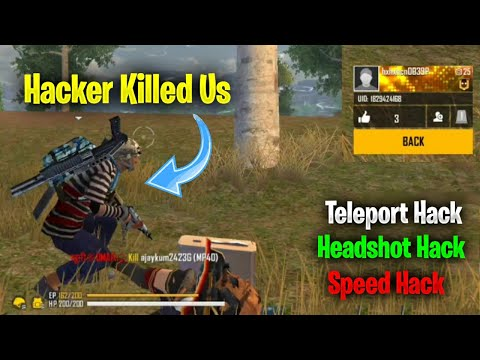 Hacker Killed Us || Teleport,Headshot,speed Hack || KA28 official ||