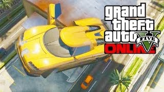 GTA 5 Online - Cargobob Boat, Perfect Gold & Pre-Made Outfits! (GTA V Tips & Tricks, Episode 4)