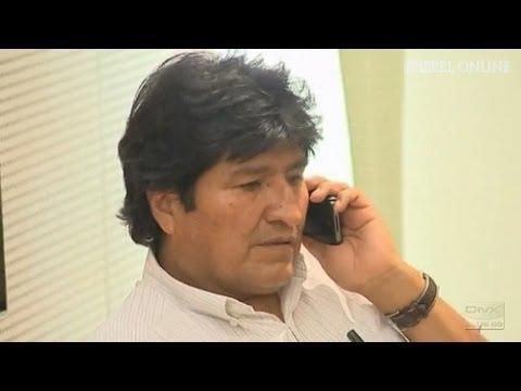 Eklat um Evo Morales: Präsidentenmaschine in Wien gestoppt