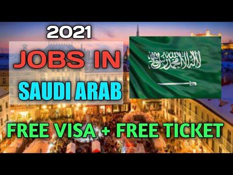 Jobs In Saudi Arabia 🇸🇦 2021 ¦¦ Big Reputed Company ¦¦ Good Salary ¦¦ CV Selection ¦¦ Gulf Job