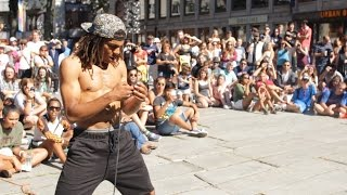Snap Boogie - Street Performer (Boston MA)