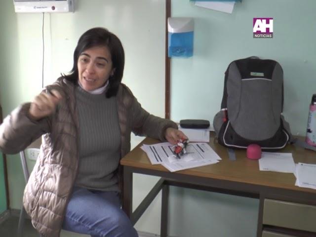ADRIÁN GARAY   TREN SANITARIO EN CHACABUCO