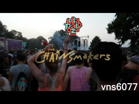 The Chainsmokers @ Lollapalooza Festival - Berlin