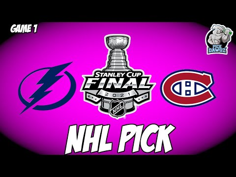 Tampa Bay Lightning vs Montreal Canadiens 6/28/21 Free NHL Pick and Prediction NHL Betting Tips