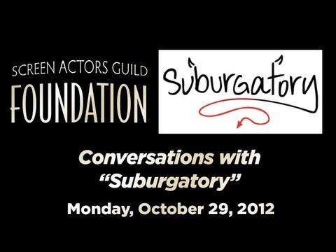 Conversations with Cast of SUBURGATORY