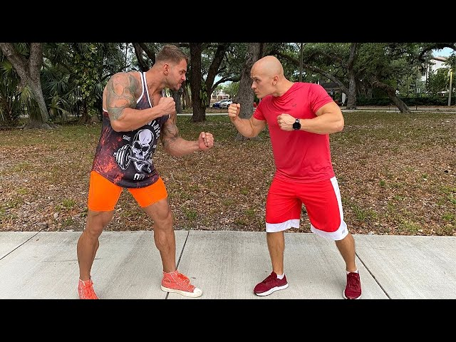 Bodybuilder VS Turnikman. Who is Better in Real Life?!