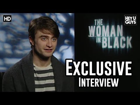 Daniel Radcliffe - The Woman in Black Exclusive Interview