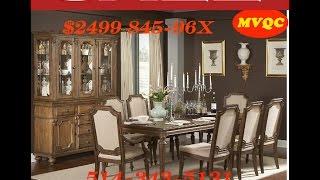 Dining Room Furniture, Bedroom Furniture, Bed Room Set,  Bed Furniture, Mvmtl