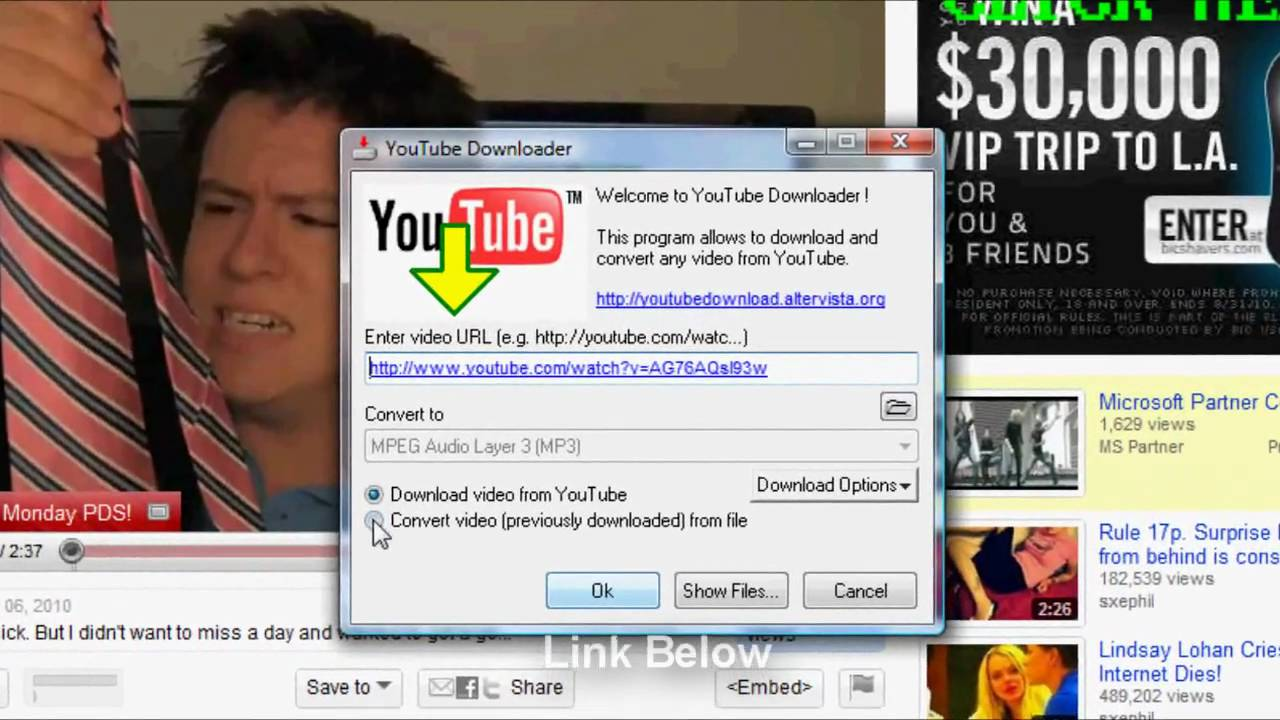 Download youtube videos for your ipod zune psp computer and more download youtube videos for your ipod zune psp computer and more ccuart Image collections