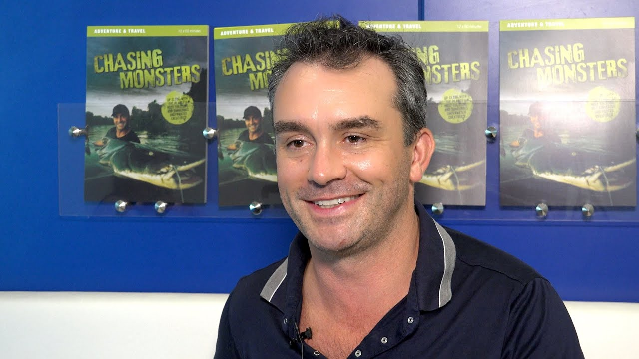 Chasing Monsters Cyril Chauquet Youtube