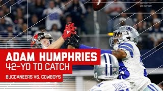 Jameis Winston Unleashes a 42-Yard TD Pass to Adam Humphries!   NFL Week 15 Highlights
