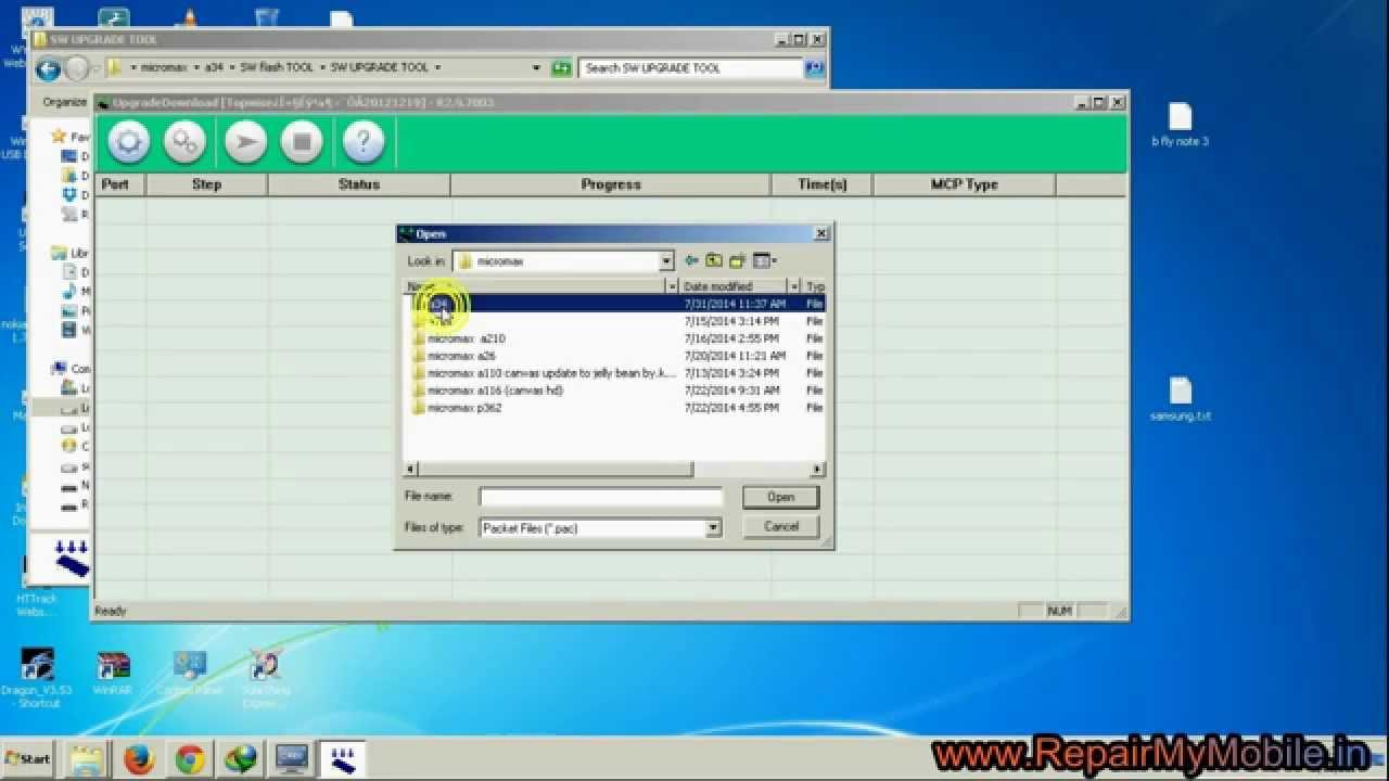 micromax a34 flash file v1.0.9