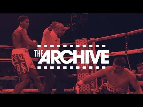 The Archive   Anthony Joshua vs Emanuele Leo (Pro Debut - Full Fight)