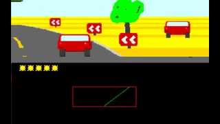 Anarcho Ride Nr. 4 Status August 21. - ATARI ST technical experiment on Drive simulation