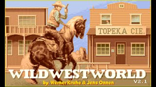 Retro Play Wild West World #1 [german/deutsch]