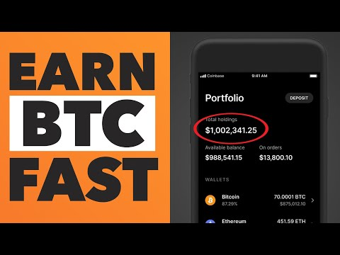 Get Paid FREE Bitcoin Fast For Doing NO WORK! GET 1 BTC IN 1 DAY (NO INVESTMENT)