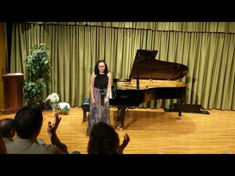 Jenny Forbes Piano Junior Recital