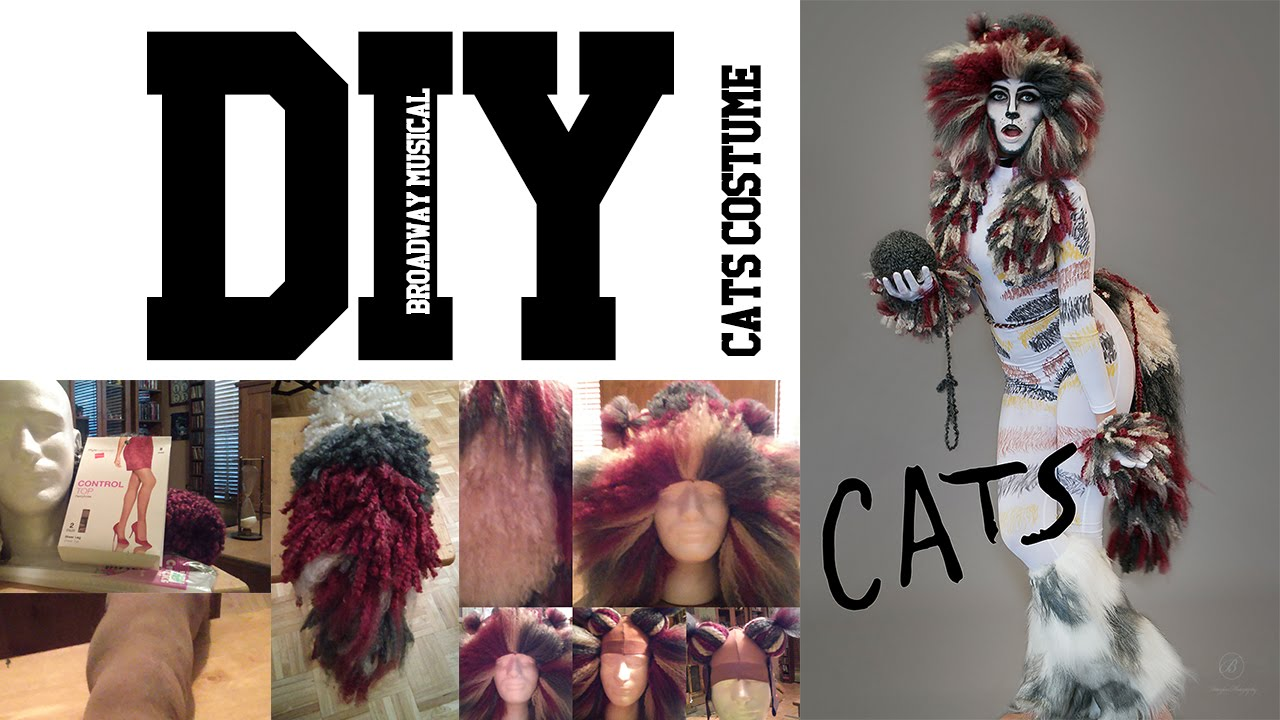 diy cats broadway musical